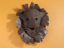 JHD Lion Mask